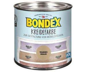 bondex kreidefarbe warmes braun 500 ml holzdeckfarbe farbwelten l cken24 baustoffe. Black Bedroom Furniture Sets. Home Design Ideas