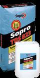 Sopro Turbo Dichtschlämme, 2 K, TDS 823, Set Komponente A+B in 10 Kg, Abdichtungsschlämme
