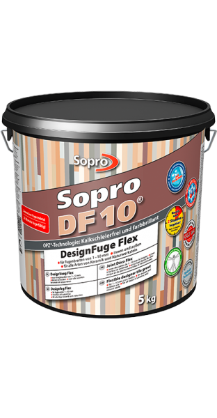 Sopro Designfuge DF 10, 5 Kg