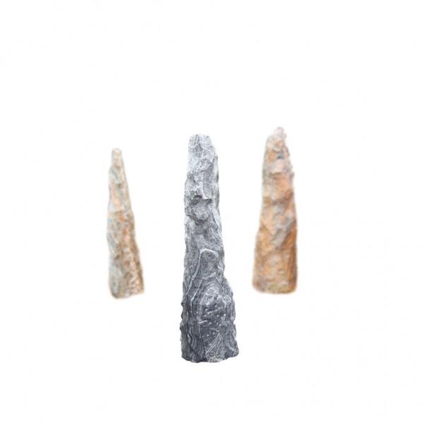 Pillar's white-grey, 130, bruchrau