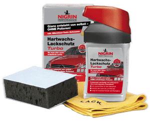 Nigrin Performance Hartwachs-Lackschutz Turbo 300ml