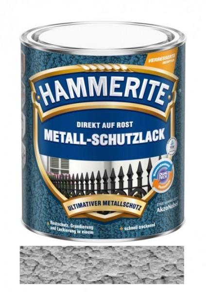 Hammerite Metallschutz-Lack Hammerschlag 2,5 l silbergrau