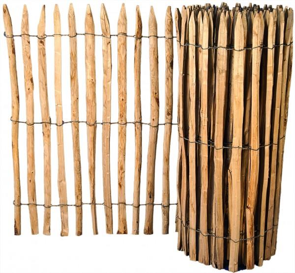 ROLLO-Lattenzaun Lattenabstand 4-5 cm, Höhe 90 cm Rollenlänge 5 m