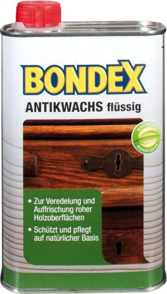 Bondex Antikwachs flüssig Natur 0,50 l