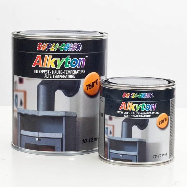 Alkyton schwarz hitzefest 250 ml
