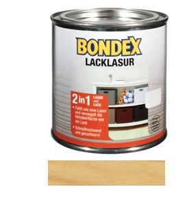 Bondex Lacklasur Kiefer 0,375l
