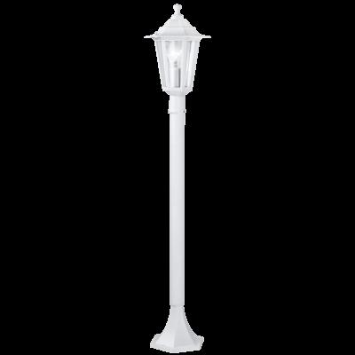 Eglo Außenstehleuchte Laterna 5 weiß